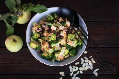 Hukutko kotipihan omenoihin? Näin hyödynnät hapokkaat hedelmät ruoanlaitossa ja säilöt vitamiinit talteen