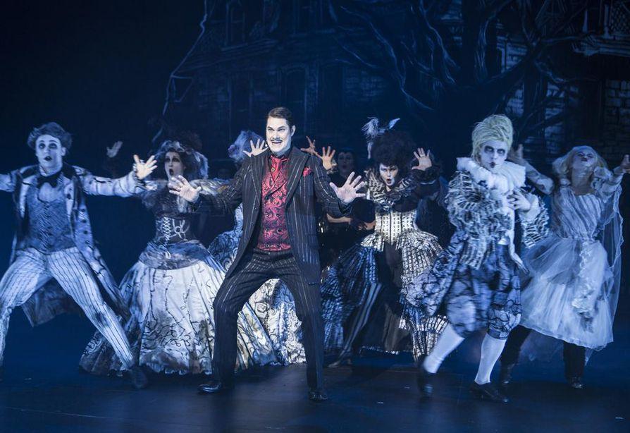 The Addams Family on ollut erittäin suosittu, katsojia on riittänyt.