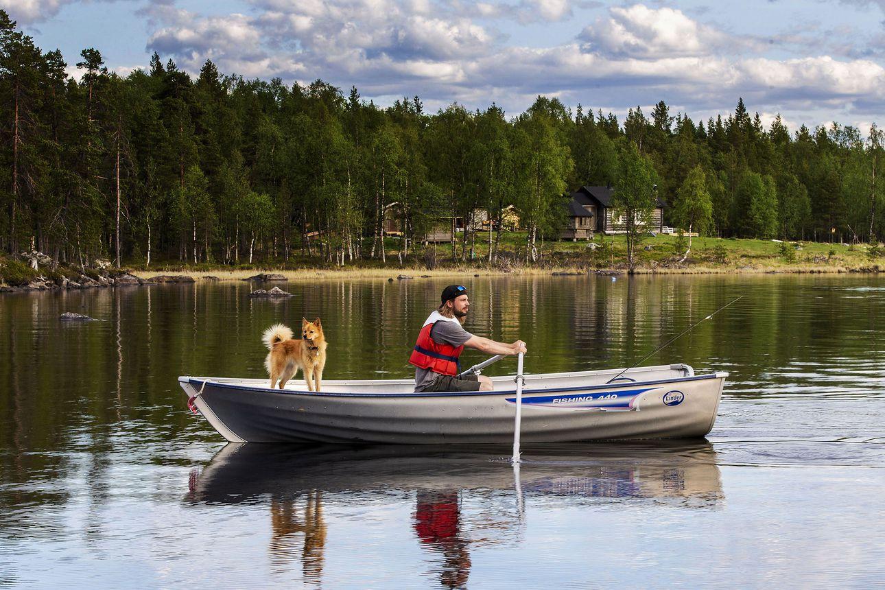 Vuosi sitten Petri Kokkonen muutti vanhalle lapintilalle Inarijärven taakse – nyt hän kertoo hetkestä, jolloin erämaa alkoi tuntua kodilta