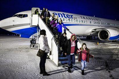 Matkanjärjestäjä tyrmistyi Enontekiön lentoaseman tilanteesta, yhtiön mukaan kasvua tulisi koronasta huolimatta –perjantaina toiveikas neuvottelupäivä