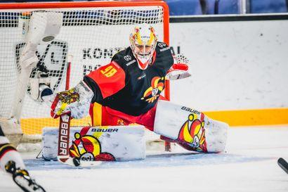Jokerit kärsi jatkoaikatappion KHL:n itälohkon jumbolle