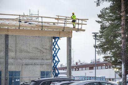 Vihannin liikuntasalin hankesuunnitelma hyväksyttävänä - rakentaminen alkaisi keväällä 2021