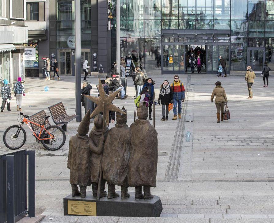 Oulun suurimpien yhteisöverojen maksajien joukossa on tuttuja nimiä.