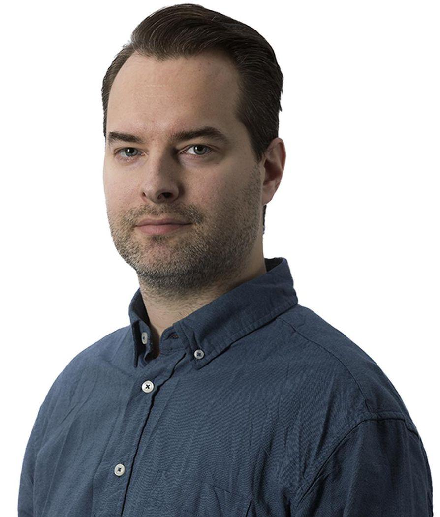 Kirjoittaja on Lännen Median toimittaja Joonas Kuikka.