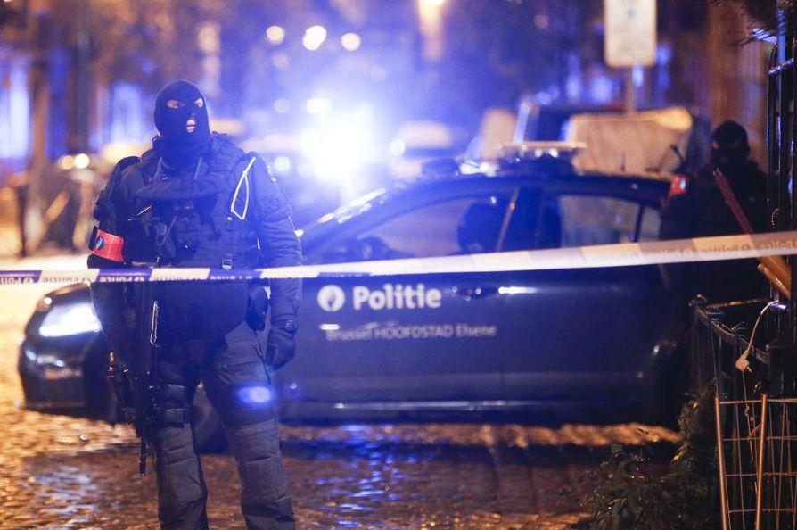 Pariisin terrori-iskujen pääepäilty Salah Abdeslam pidätettiin Brysselissä reilut kaksi viikkoa sitten.