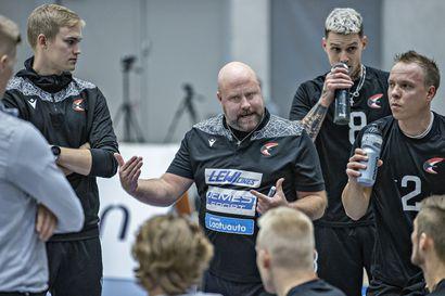 Vahvistuksia kentälle kaipaava Team Lakkapää jäi sarja-avauksessa Ettan jalkoihin