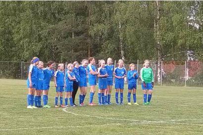 Huiman tytöille niukka tappio Ylivieskassa – viime viikolla kaatui Haapajärvi