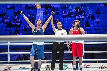 Rion olympiamitalisti Mira Potkonen tähtää yhä Tokioon – ikärajoista viis