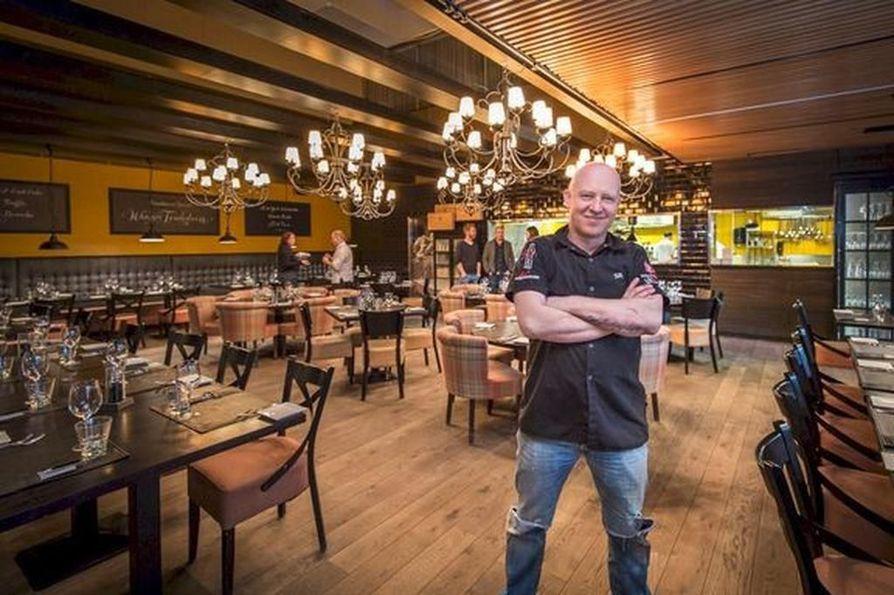 Stefan's Steakhouse avaa uuden ravintolan Oulun Kauppurienkadulle heinä-elokuun vaihteessa.