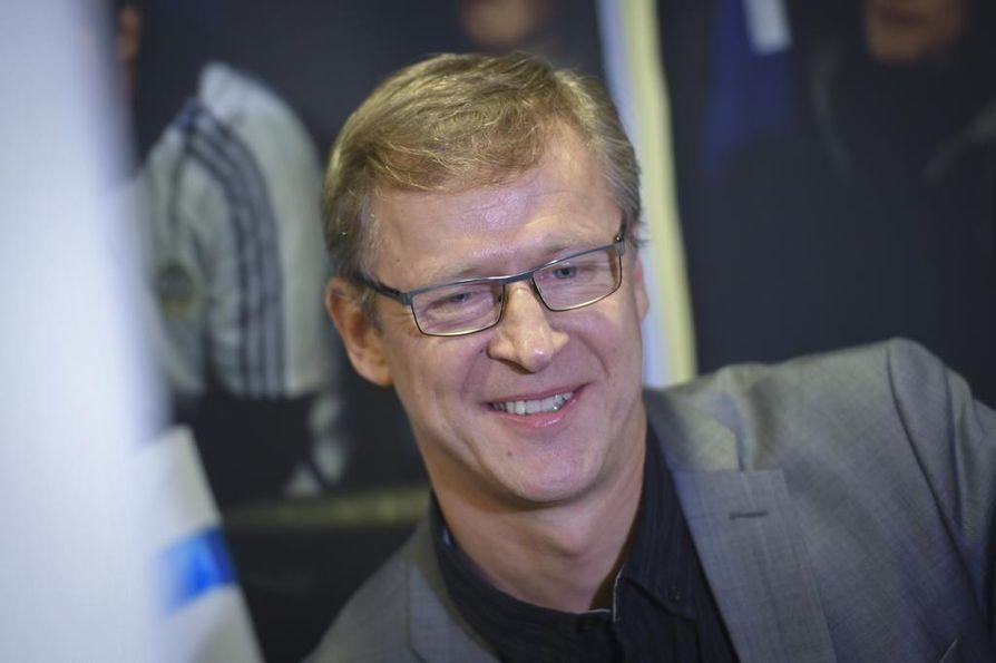 Markku Kanevan luotsaama joukkue otti harvinaisen voiton Ruotsista.