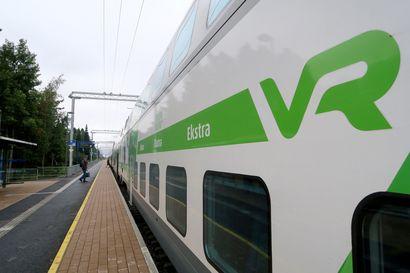 VR lisää merkittävästi junavuoroja kesäkuun puolivälissä – vuorojen määrä lisääntyy myös Oulussa