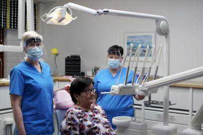 Hammassärky tuo ruotsalaisia Suomeen – Ylitorniolle naapurista on tullut lisää potilaita jo pari viime vuotta, kun julkiset palvelut ovat katomassa pikkukunnista