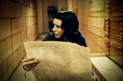 Päivän leffapoiminnat: Myös Rooney Mara on vakuuttava Lisbeth Salander