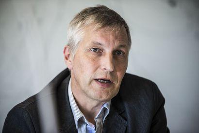 """Liiketoimintaosaamista parannettava –Raimo Seikkala """" Kuntabarometristä eväät kehitykseen"""""""