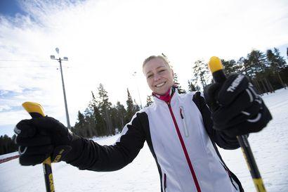 Nurmela ja Ruutiainen SM-mitaleille Hollolan sprinteissä