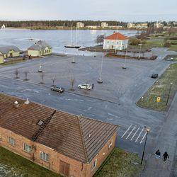 Arkkitehdin valistunut arvaus: Pikkulahden alueen kehittäminen maksaa Raahen kaupungille noin 15 miljoonaa euroa