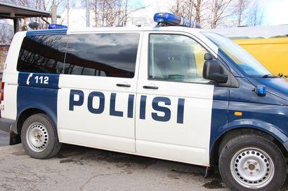 Pudasjärveläismiestä epäillään rattijuopumuksesta – poliisi tavoitti ajelemassa Oulussa