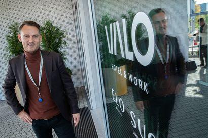 Valo Hotel & Work mielii jo Ouluun – Koronakriisi on vauhdittanut uudenlaisen toimintamallin läpilyöntiä, liminkalainen yrittäjä Tommi Saari sanoo