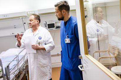 Kiinassa leviävää koronaa ei tarvitse pelätä Lapissa – viruksen saapumisen todennäköisyys on hyvin pieni, mutta sairaalat ohjeistetaan toimimaan tartuntojen varalta