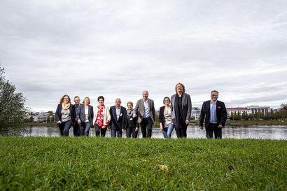 """Yrittäjille kohdistettua kehittämisapua on sujuvoitettu Rovaniemellä - """"Yrityskehittäjät ovat paikalla, kun apua tarvitaan"""""""