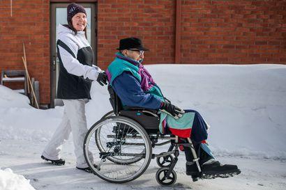 Näin Kuusamo tukee ikäihmisiä poikkeusoloissa