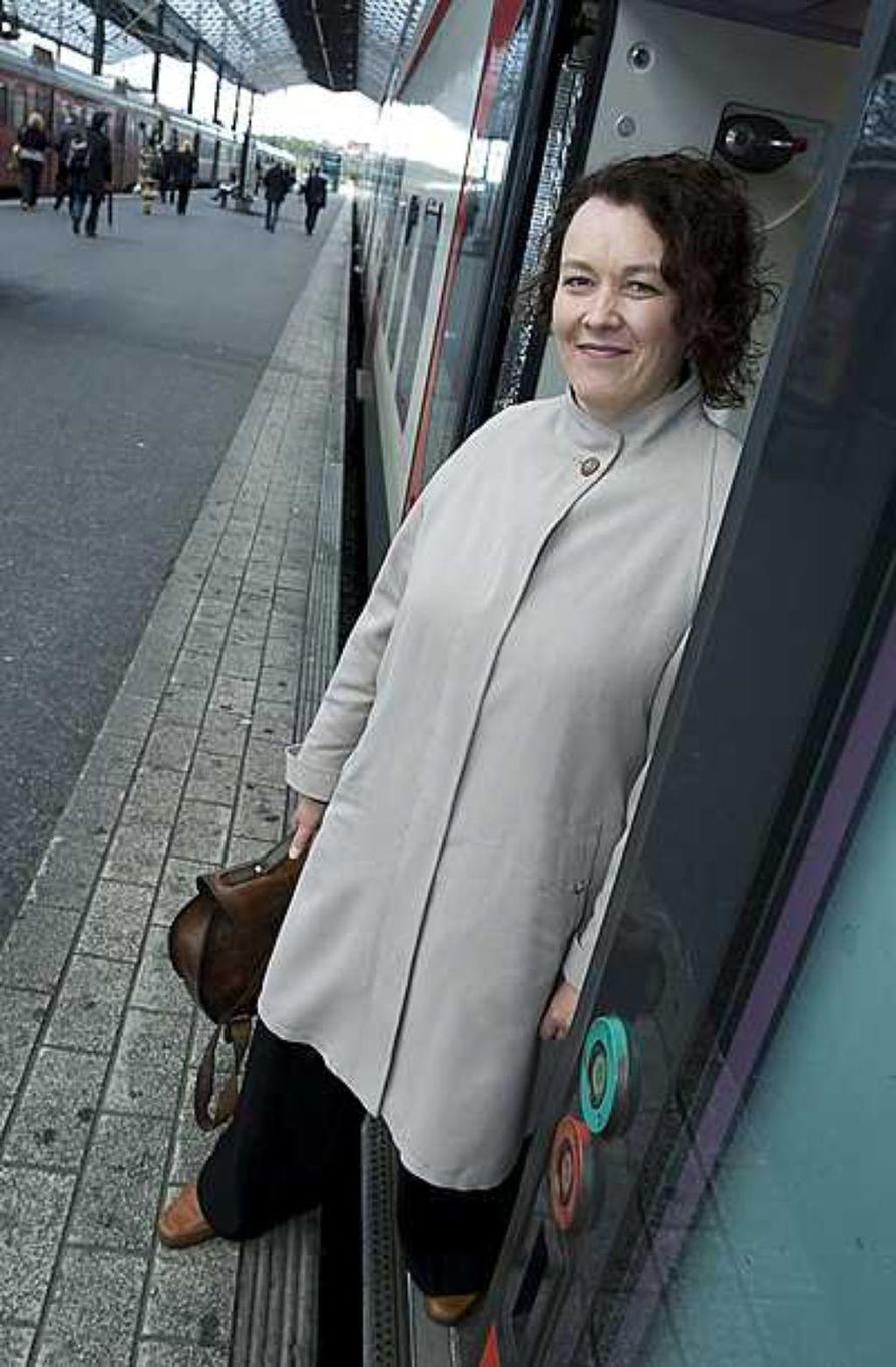 Johanna Korhonen on perustanut uuden toimittajaliiton.
