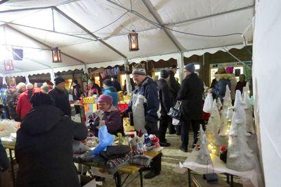 Joulutori kutsuu myyjiä – jouluvalot valaisevat taas pian Kurenaluksen