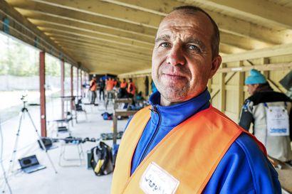 Mika Tikkasen sihti kohdallaan Lapin aluemestaruuskilpailuissa