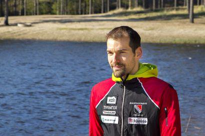 Thierry Gueorgiou suunnistajien uusi päävalmentaja