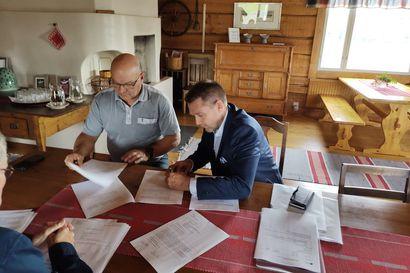 Vesivoimalaitos uudelle omistajalle – Myllykosken vesivoimalaitos siirtyy Kuusinkijoki kuntoon -yhdistykselle, yksityistä rahoitusta tarvitaan lisää