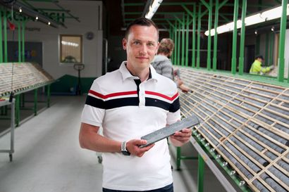 Palsatech rakensi Kemin Ajokseen mittavan kaivospalvelukeskuksen –tutkittavaksi tulee rekoittain näytteitä Suomen ja Ruotsin kaivoksilta