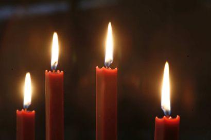 Kynttilää ei saa polttaa loppuun edes terassilla
