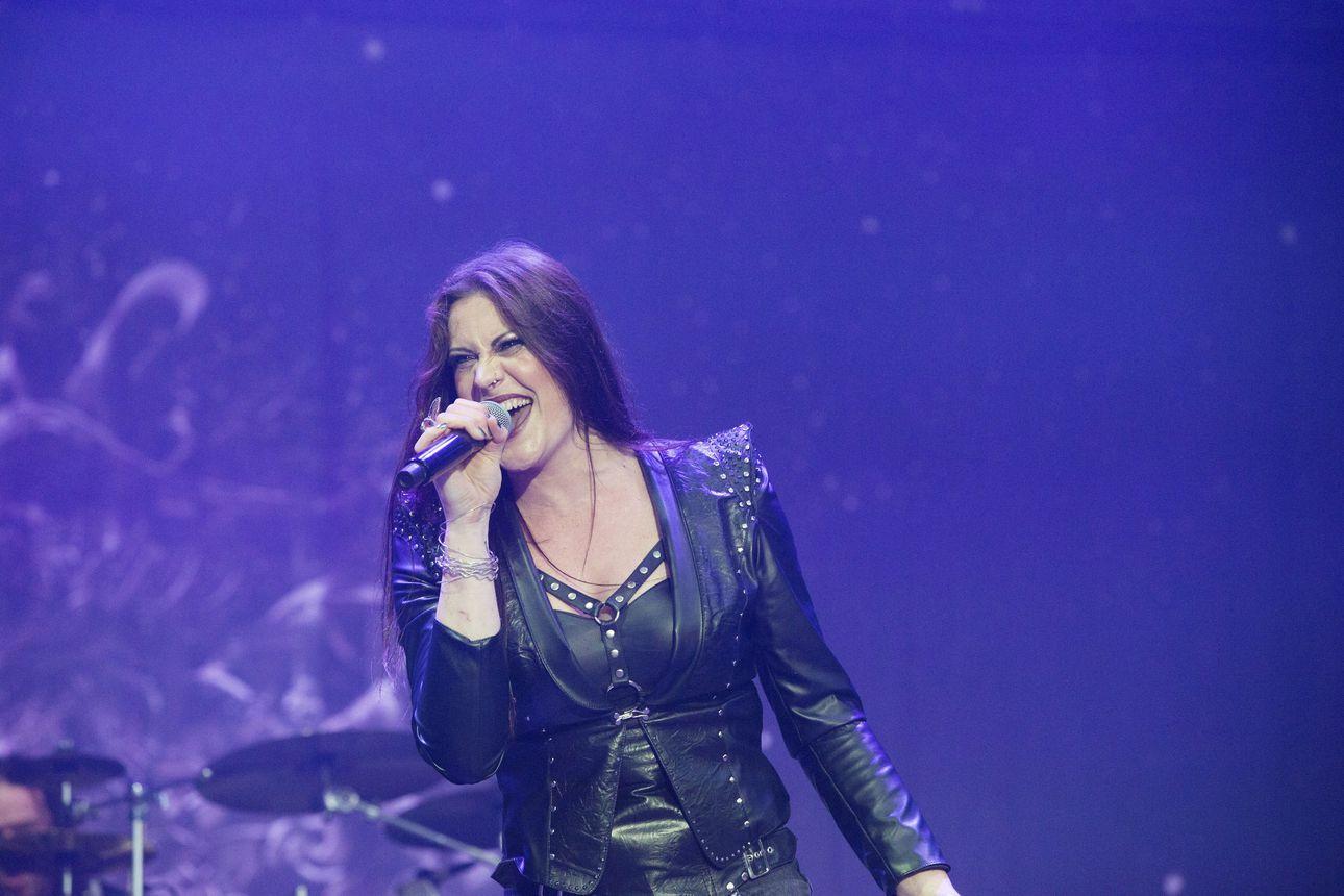 """HS: Nightwish soitti eilen """"salakeikan"""" Oulun Teatrialla – katsomassa oli yli 3 000 ihmistä"""