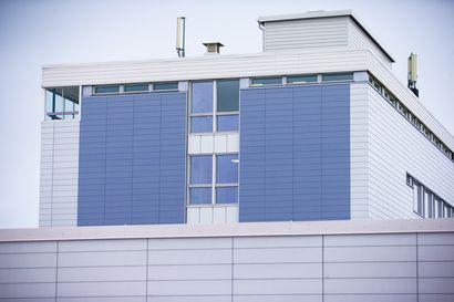 Sairaalan ja terveyskeskuksen rakennukset kuntoarviointiin Raahessa