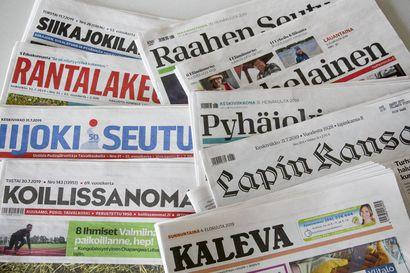 """Kaleva Media saa suurimman koronatuen – toimitusjohtaja Juha Laakkonen: """"Tämän avulla pystymme ylläpitämään laadukasta journalismia"""""""