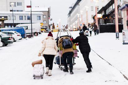 Kiinalaisten majoitusmäärät romahtivat helmikuussa Rovaniemellä – muilta osin majoituksissa nähtiin vielä kasvua