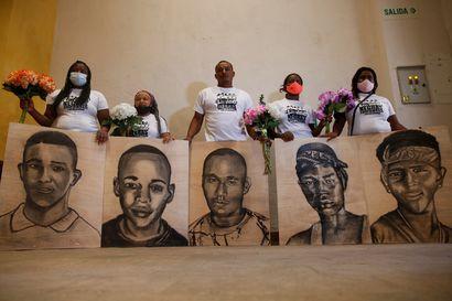 Kolumbiassa on tänä vuonna murhattu jo ainakin 223 aktivistia ja yhteisöjen johtajaa