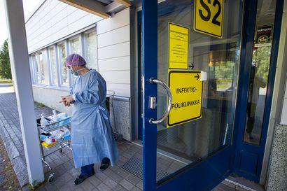 Raahessa yksi uusi varmistunut koronavirustartunta