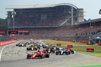 Autosport: Hockenheim nousi ehdolle kesän F1-isännäksi