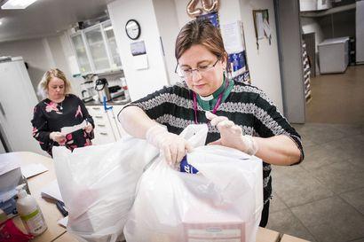Yrittäjiltäkin tullut avunpyyntöjä – Rovaniemen diakoniatyössä nähdään koronan vaikutukset