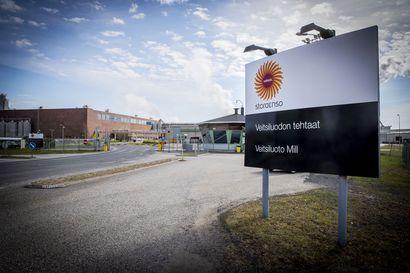 Yt-neuvotteluiden lopputulos varmistui: Stora Enso irtisanoo 550 työntekijää Veitsiluodosta