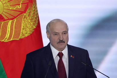 Lukashenko sanoo Valko-Venäjän pidättäneen USA:n kansalaisia
