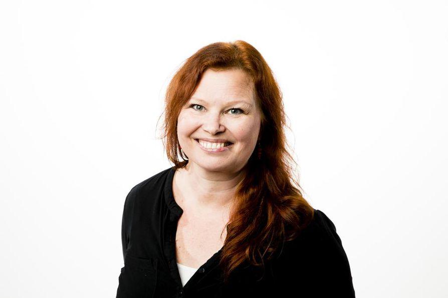 Rebekka Härkönen.