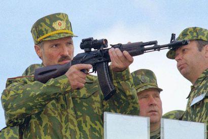 Yksinvaltaisesti hallitusta Valko-Venäjästä tuli painekattila