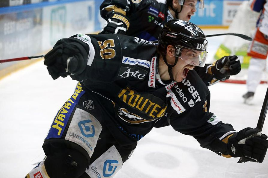 Juhamatti Aaltosen edellinen ottelu Kärppien paidassa oli kevään 2014 seitsemäs loppuottelu, jonka hyökkääjä ratkaisi jatkoerämaalillaan.
