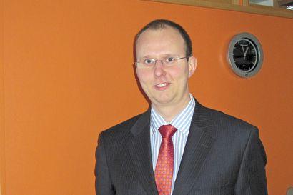 Pudasjärven Osuuspankin yritysrahoituspäällikkö Elias Rask siirtyy uusiin tehtäviin