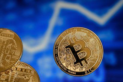 Virtuaalivaluutta bitcoin on riskikeskittymä, jonka käytön yleistyminen uhkaa myös ympäristöä