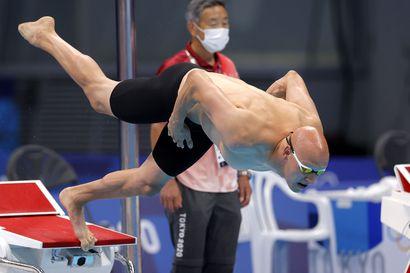 """Matti Mattsson ui upeasti välieriin: """"On kivaa kun homma vörkkii"""""""