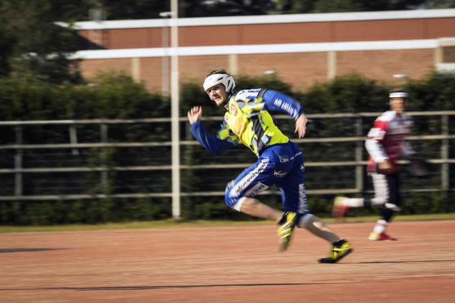 Manse PP oli Lippoa parempi perjantai-iltana jaksovoitoin 2–0. Kuvassa Lipon Sami Ojala.