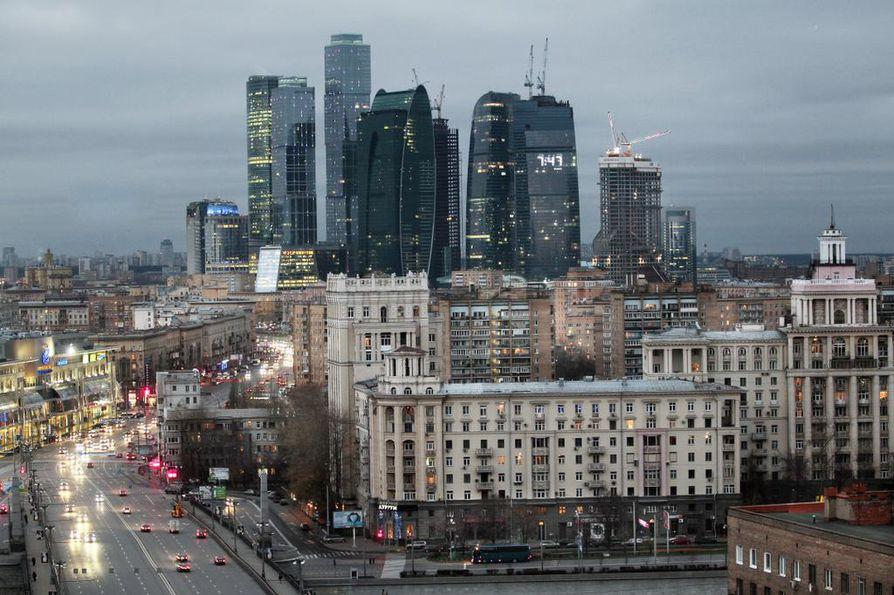 Moskovassa nimettömänä tehdyt uhkaukset koskivat muun muassa ostoskeskuksia.